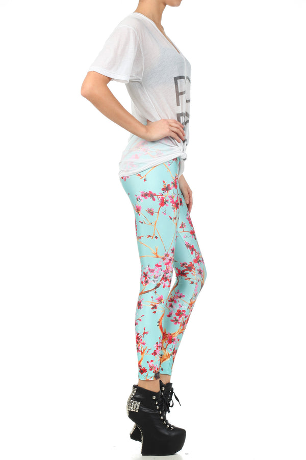 AZ Iced Tea Leggings - POPRAGEOUS  - 3