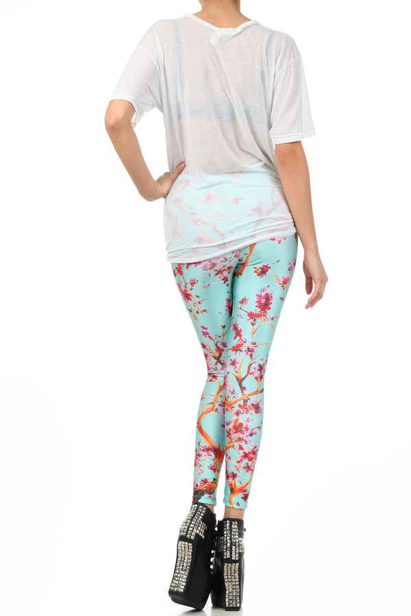 AZ Iced Tea Leggings - POPRAGEOUS  - 4