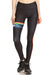 Rainbow Surf Dream Leggings - Black