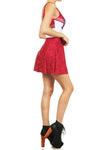 Sailor Mars Skater Dress - POPRAGEOUS  - 3