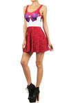 Sailor Mars Skater Dress - POPRAGEOUS  - 2