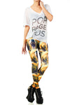 Cali Roar Leggings - POPRAGEOUS  - 2