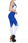 Sailor Mercury 2.0 Leggings - POPRAGEOUS  - 3