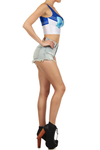 Sailor Mercury 2.0 Crop Top - POPRAGEOUS  - 3