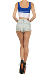Sailor Mercury 2.0 Crop Top - POPRAGEOUS  - 4