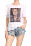 Young Leo Relaxed Tee - POPRAGEOUS  - 1