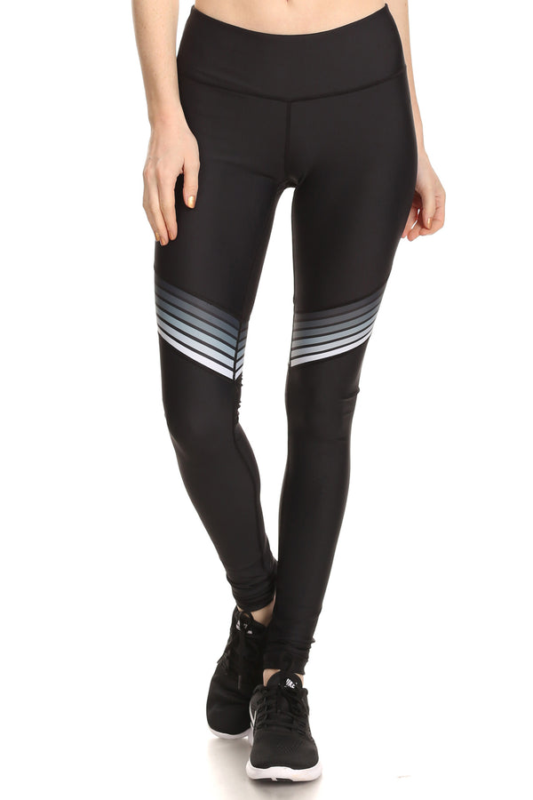 Black Rainbow Dream Leggings