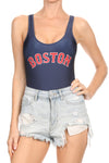 Boston Baseball Body Suit - POPRAGEOUS  - 1