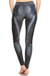Dark Robotic Leggings - POPRAGEOUS  - 4