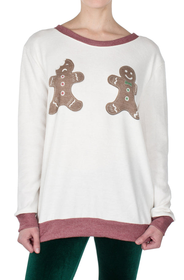 Gingerbread Sweater - POPRAGEOUS  - 1