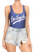 Los Angeles Baseball Bodysuit