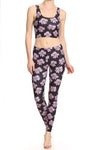 MW x Pop Magic Mushroom Leggings