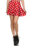Minnie Mouse Skater Skirt