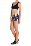 Brussel Floral Itty Bitty Shorts - POPRAGEOUS  - 2