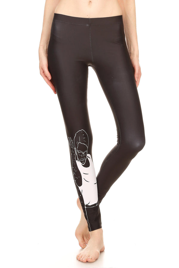 Salt Bae Leggings