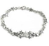 STARSHINE CONSTELLATION BRACELET w/ CENTER PAVÉ DIAMONDS
