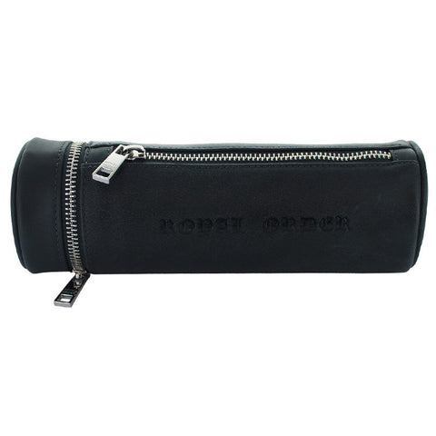 ROYAL ORDER LEATHER COSMETIC POUCH