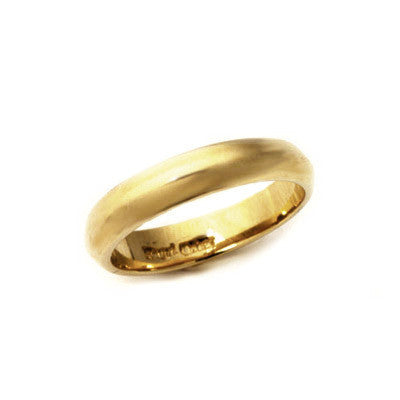 TINY PLAIN BAND RING