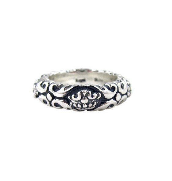 CROWN BAND RING