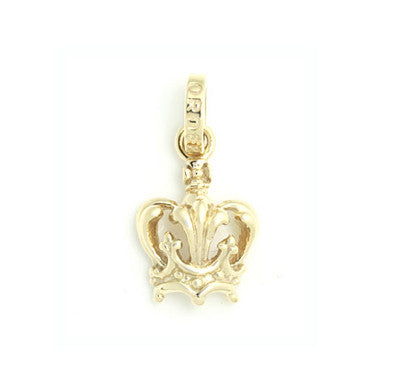 PAGEANTRY CROWN PENDANT