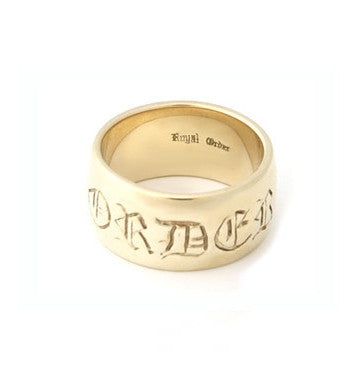 ROYAL ORDER BAND RING