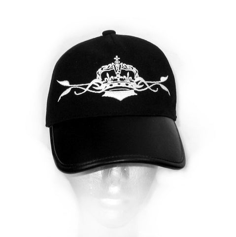 ROYAL ORDER BASEBALL CAP w/ LARGE CROWN & VINE