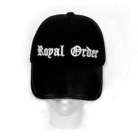 ROYAL ORDER BASEBALL CAP w/ ROYAL ORDER