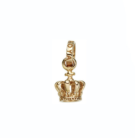 TINY CROWN PENDANT
