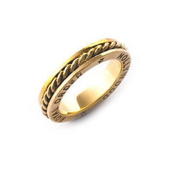 ROMAN SPACER BAND RING