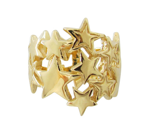 STARBURST CONSTELLATION RING
