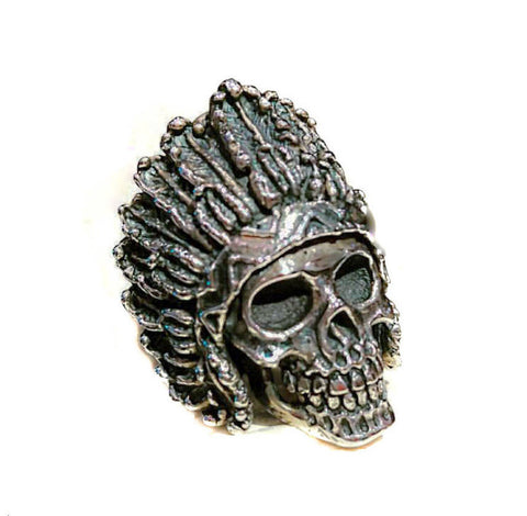 WAR BONNET RING