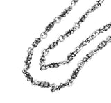 TINY 'C' CHAIN NECKLACE