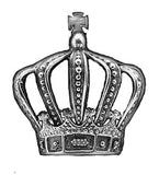 LARGE FULL CROWN PENDANT