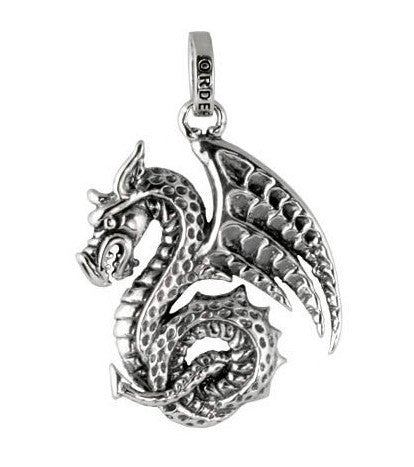 Products page 26 royal order medium medieval dragon pendant aloadofball Gallery
