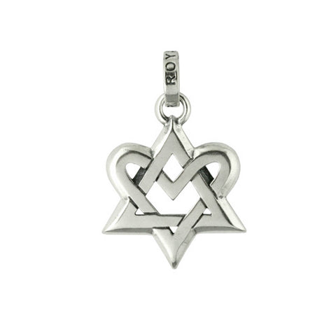 DEVOTION STAR MEDIUM PENDANT
