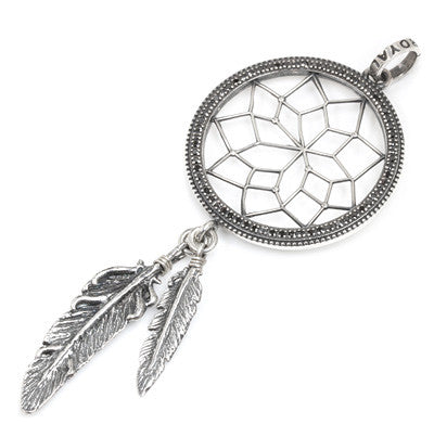 DREAM CATCHER w/ FEATHERS 5, 6
