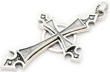 MOONSTRUCK CROSS PENDANT