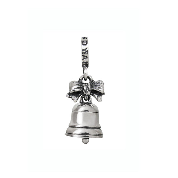 HOLIDAY BELL CHARM PENDANT