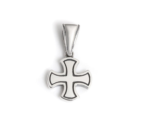 SERENDIPITY CROSS PENDANT