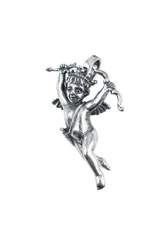 LARGE CUPID PENDANT