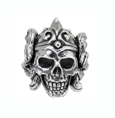 SMALL POISON WARRIOR RING