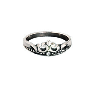 MUSE CROWN RING