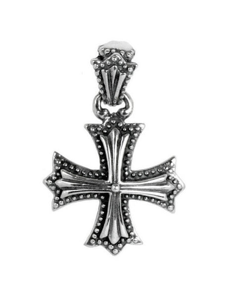CRUSADER CROSS PENDANT