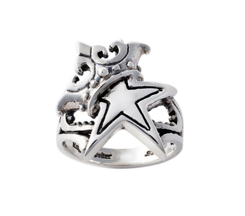 STAR CHILD RING