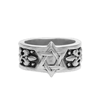 TEMPLE STAR BAND RING