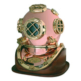 Full Size Divers Helmet (BDH5) - Stand NOT Included