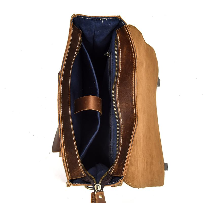 The Vali Backpack | Handmade Vintage Leather