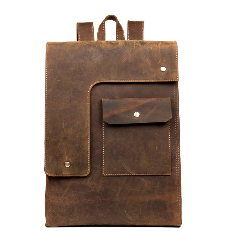 The Ragna Backpack | Vintage Leather Backpack
