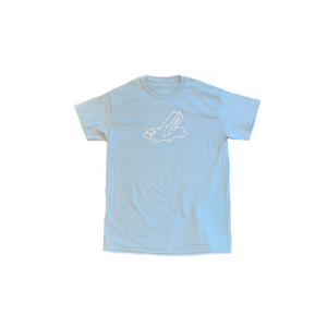 MELTED SLABS TEE