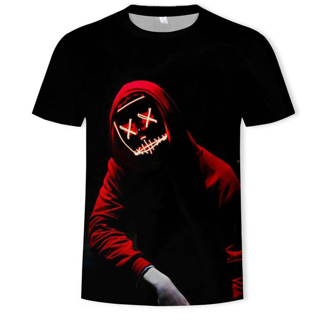 Disappear T-shirts Fitted Men
